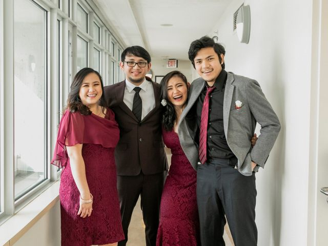 Eison and Mary Tone's wedding in Burnaby, British Columbia 12