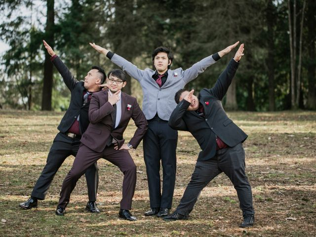 Eison and Mary Tone's wedding in Burnaby, British Columbia 22
