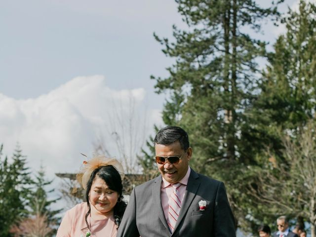 Eison and Mary Tone's wedding in Burnaby, British Columbia 23
