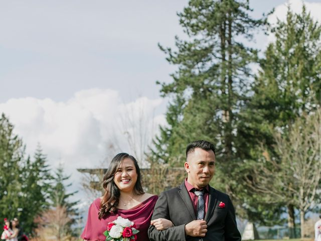 Eison and Mary Tone's wedding in Burnaby, British Columbia 26