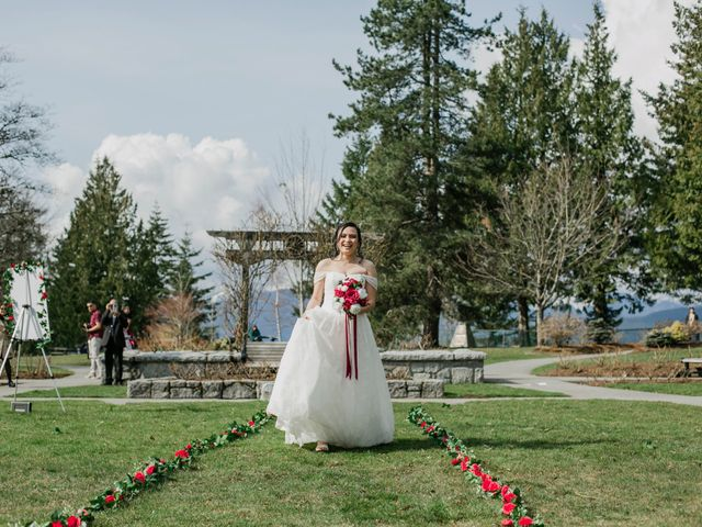 Eison and Mary Tone's wedding in Burnaby, British Columbia 28
