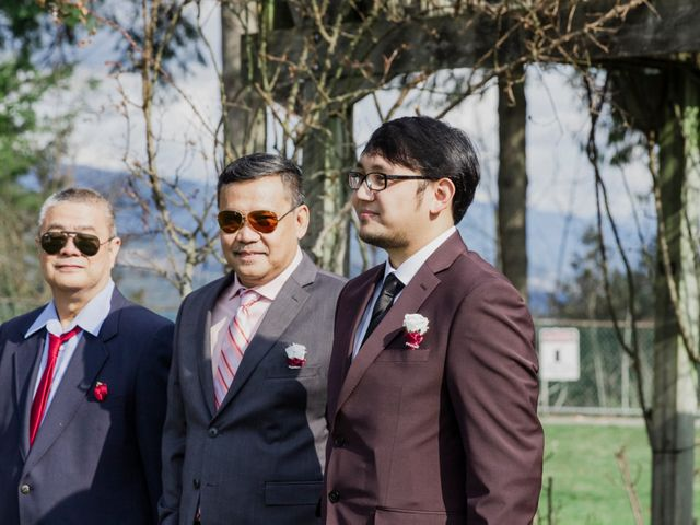 Eison and Mary Tone's wedding in Burnaby, British Columbia 29