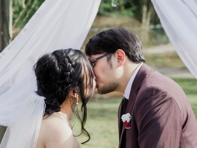 Eison and Mary Tone's wedding in Burnaby, British Columbia 33