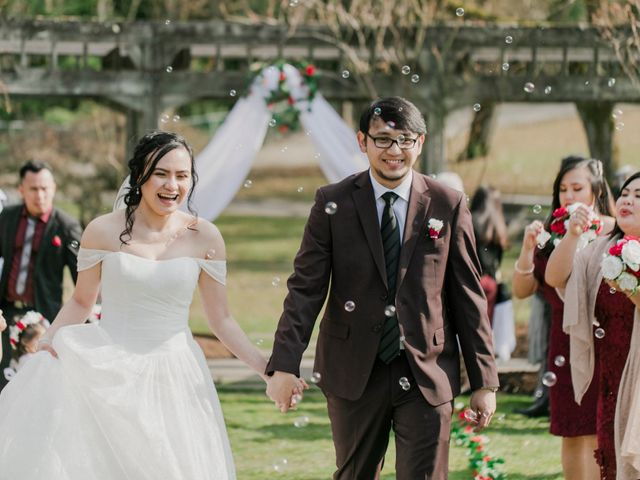Eison and Mary Tone's wedding in Burnaby, British Columbia 34