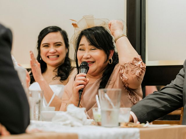 Eison and Mary Tone's wedding in Burnaby, British Columbia 41
