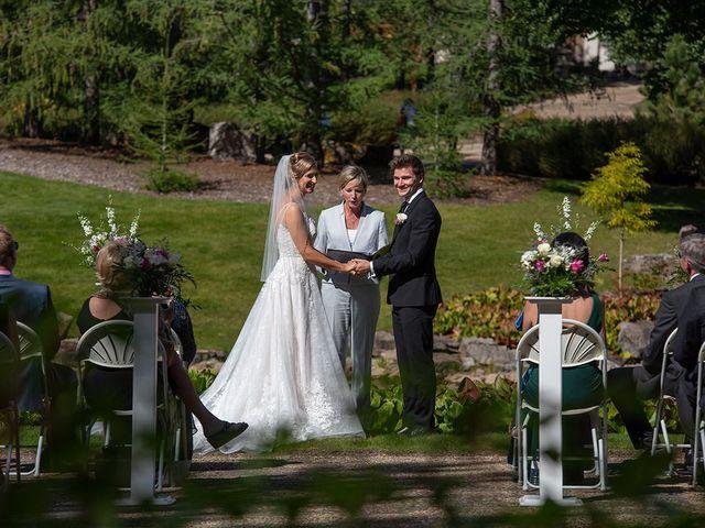 Donovan and Natalie's wedding in Edmonton, Alberta 5