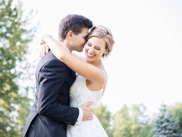 Donovan and Natalie's wedding in Edmonton, Alberta 9