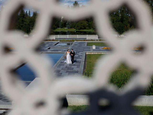 Donovan and Natalie's wedding in Edmonton, Alberta 10