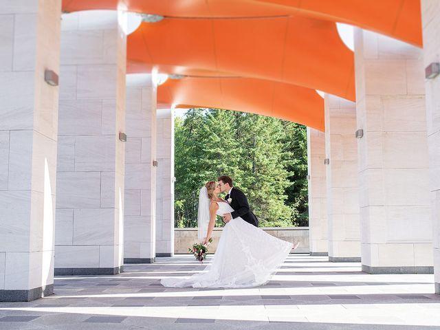 Donovan and Natalie's wedding in Edmonton, Alberta 13
