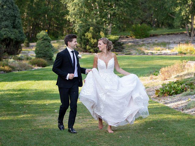 Donovan and Natalie's wedding in Edmonton, Alberta 18