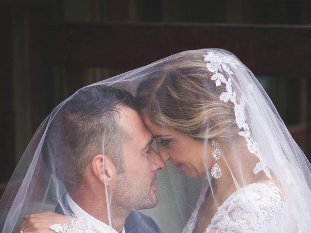 The wedding of Lorena and Kris
