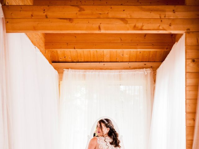 Kael and Tori's wedding in Elma, Manitoba 8