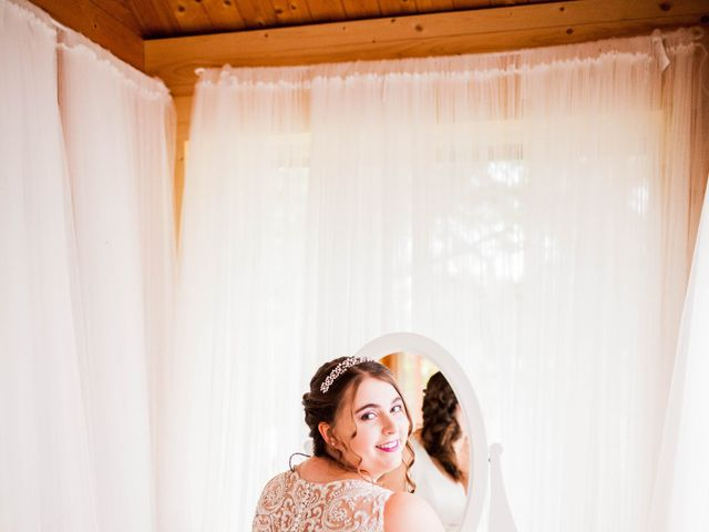 Kael and Tori's wedding in Elma, Manitoba 9