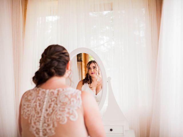Kael and Tori's wedding in Elma, Manitoba 10