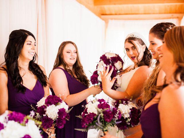 Kael and Tori's wedding in Elma, Manitoba 16