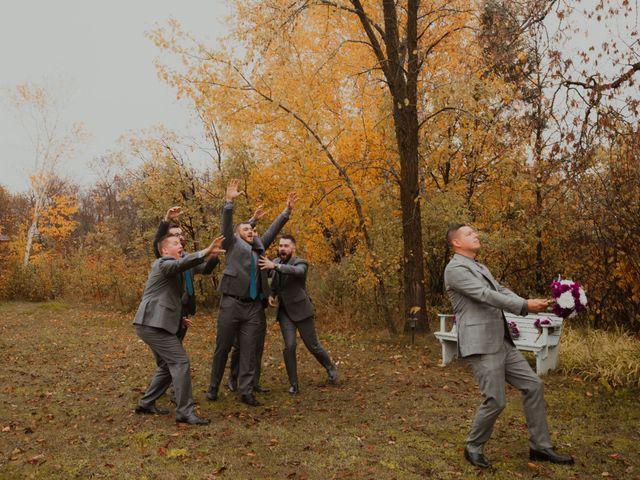 Kael and Tori's wedding in Elma, Manitoba 23