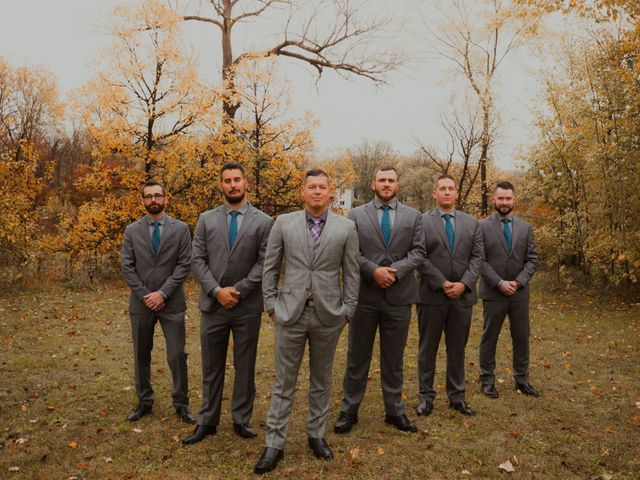 Kael and Tori's wedding in Elma, Manitoba 24