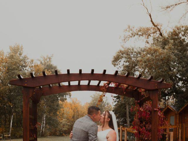 Kael and Tori's wedding in Elma, Manitoba 25