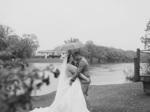Kael and Tori's wedding in Elma, Manitoba 29