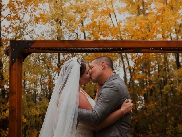 Kael and Tori's wedding in Elma, Manitoba 33