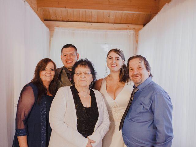 Kael and Tori's wedding in Elma, Manitoba 44