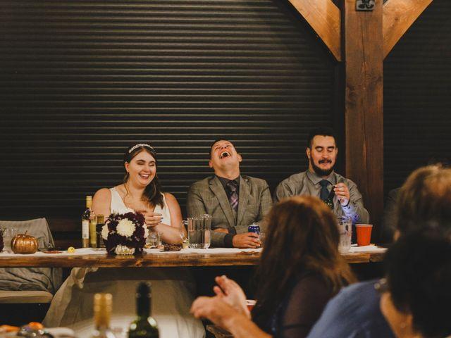 Kael and Tori's wedding in Elma, Manitoba 49