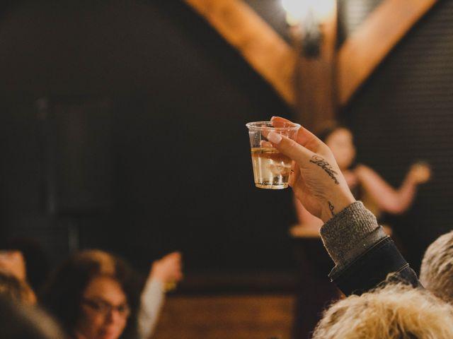 Kael and Tori's wedding in Elma, Manitoba 50