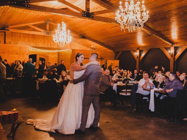 Kael and Tori's wedding in Elma, Manitoba 52
