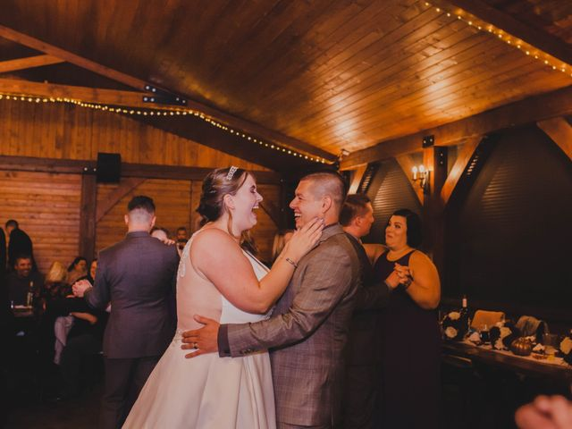 Kael and Tori's wedding in Elma, Manitoba 53