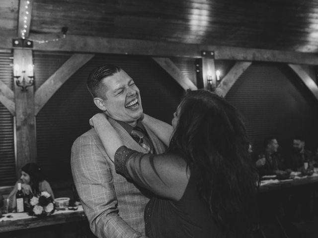 Kael and Tori's wedding in Elma, Manitoba 56
