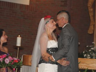 The wedding of Desiree and Todd