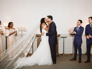 The wedding of Sauwmi Herman and Julian Semovski