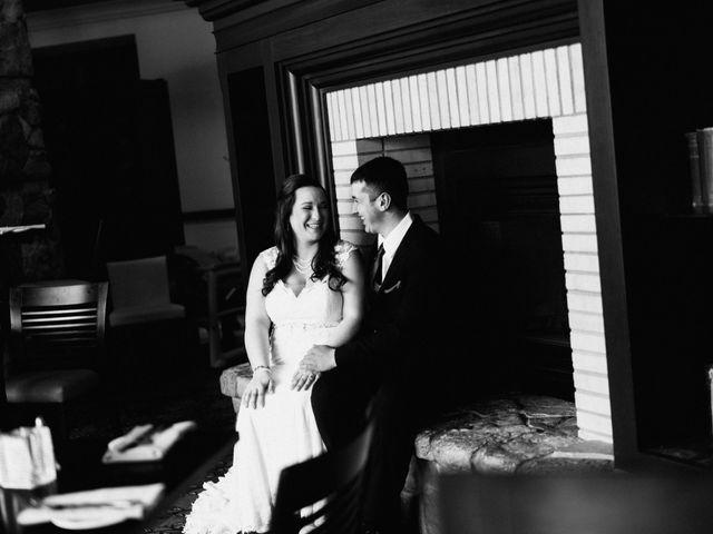 The wedding of Samantha and Daniel