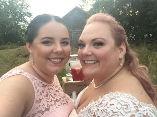 The wedding of Jenna  and Michael  3