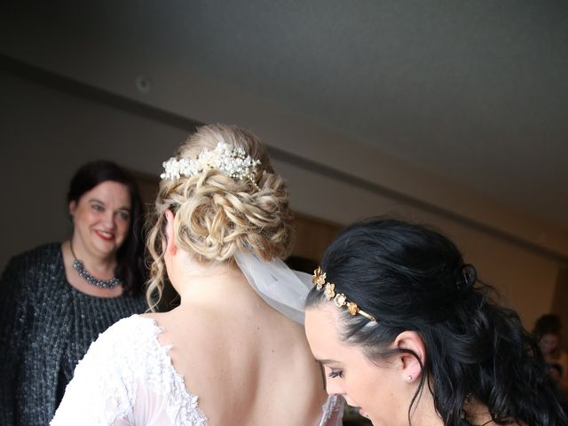 Angelina and Justin's wedding in Casselman, Ontario 12
