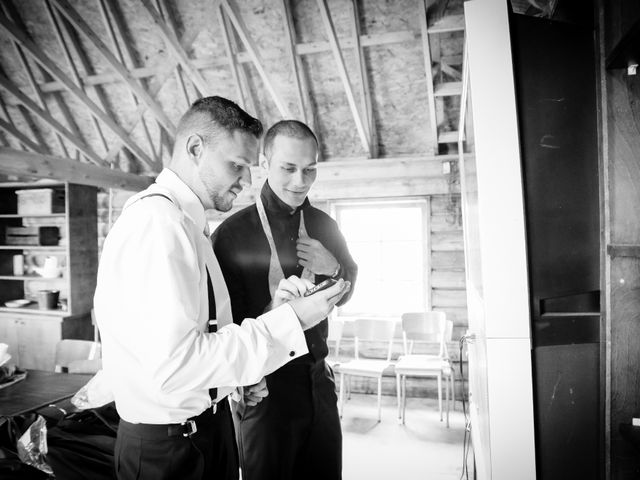 Angelina and Justin's wedding in Casselman, Ontario 21