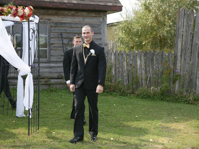 Angelina and Justin's wedding in Casselman, Ontario 29