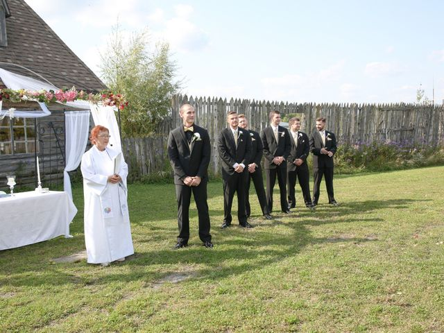 Angelina and Justin's wedding in Casselman, Ontario 30