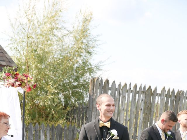 Angelina and Justin's wedding in Casselman, Ontario 31