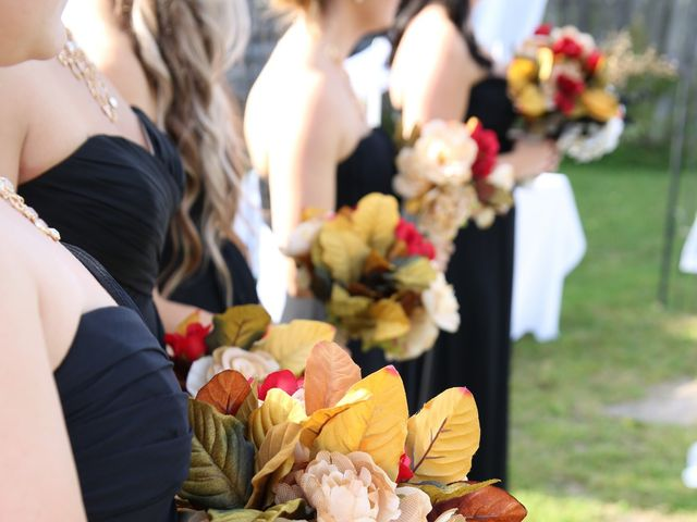 Angelina and Justin's wedding in Casselman, Ontario 35