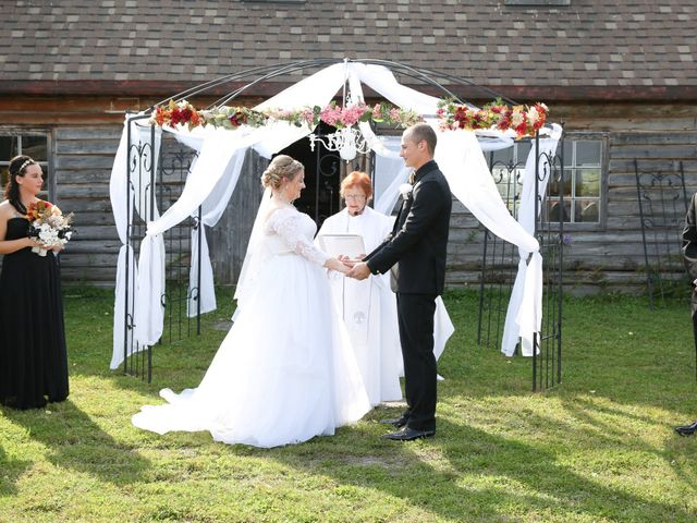 Angelina and Justin's wedding in Casselman, Ontario 36