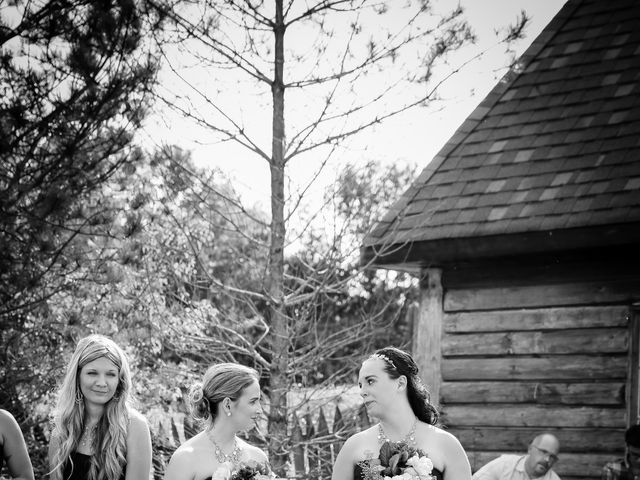 Angelina and Justin's wedding in Casselman, Ontario 38
