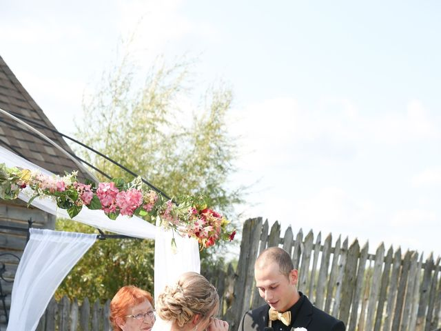 Angelina and Justin's wedding in Casselman, Ontario 40