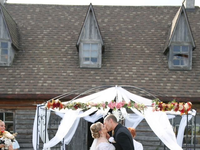 Angelina and Justin's wedding in Casselman, Ontario 46