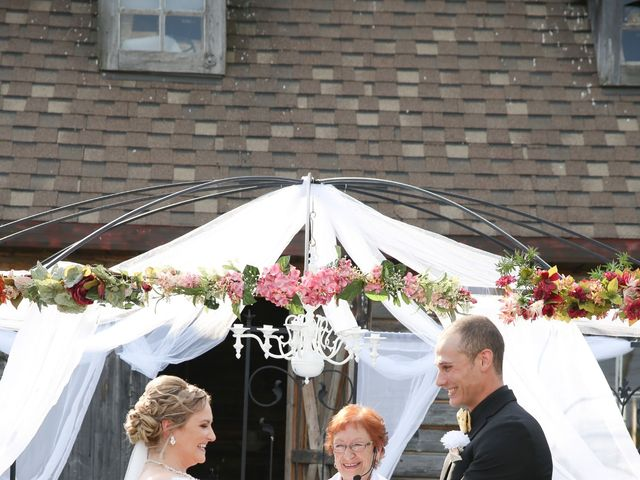 Angelina and Justin's wedding in Casselman, Ontario 47