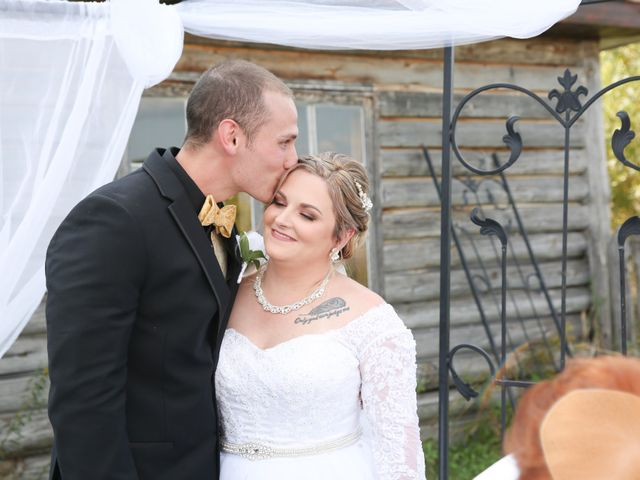 Angelina and Justin's wedding in Casselman, Ontario 48