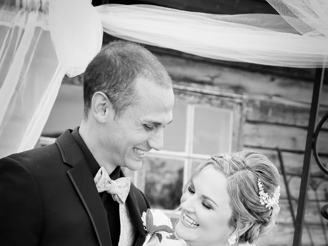 Angelina and Justin's wedding in Casselman, Ontario 49