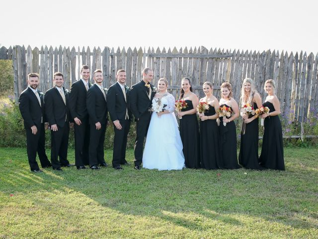Angelina and Justin's wedding in Casselman, Ontario 63