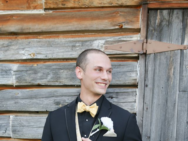 Angelina and Justin's wedding in Casselman, Ontario 75