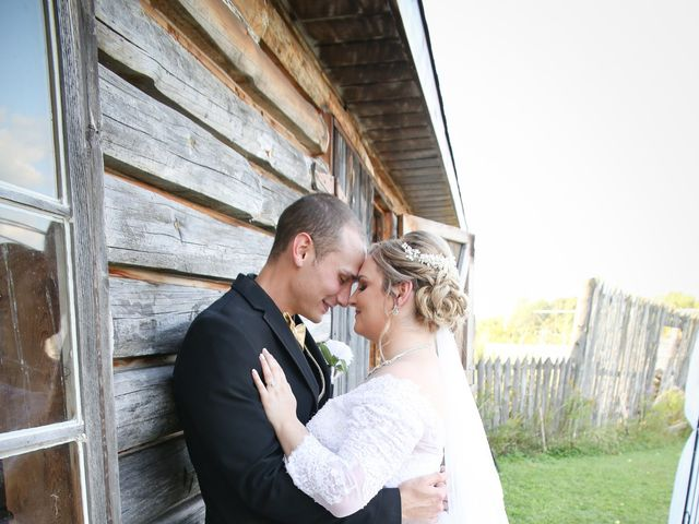 Angelina and Justin's wedding in Casselman, Ontario 80